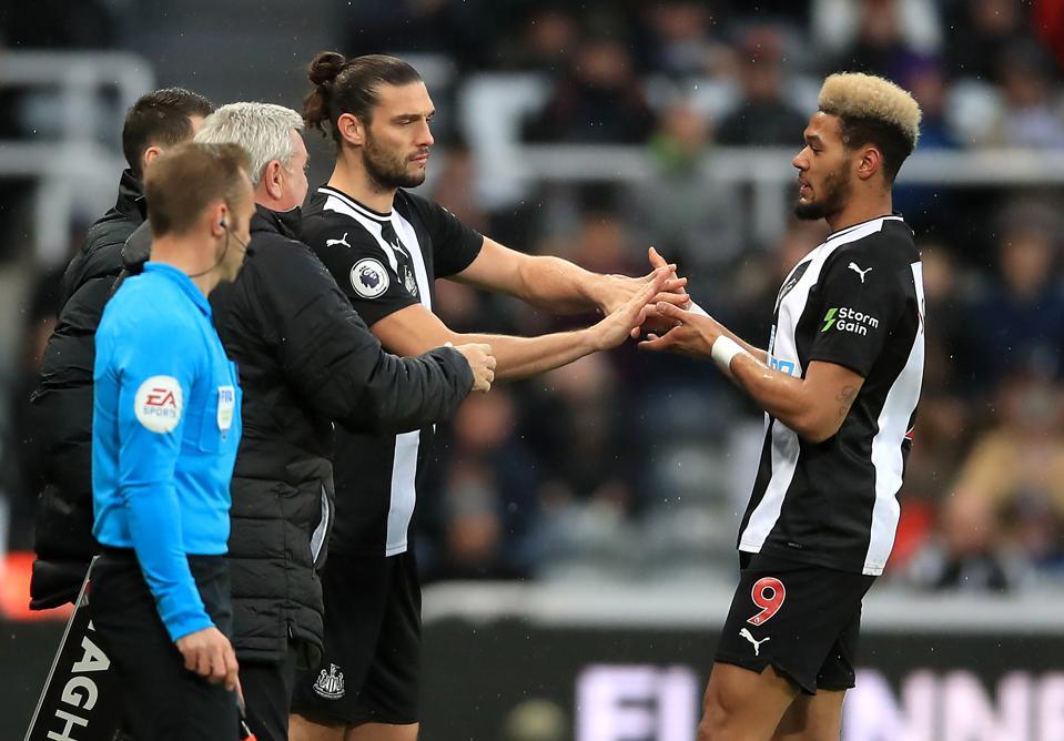 Newcastle United v Southampton - Premier League - St James' Park
