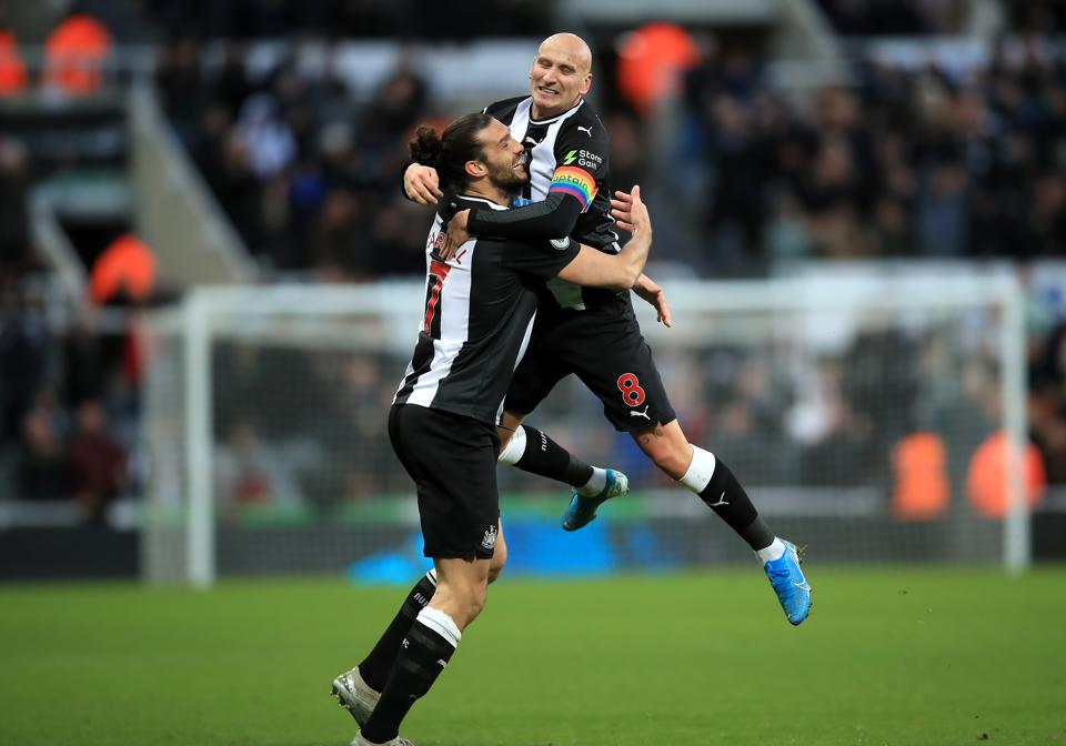 Andy Carroll Inspires As Newcastle United Continue To Defy All Logic