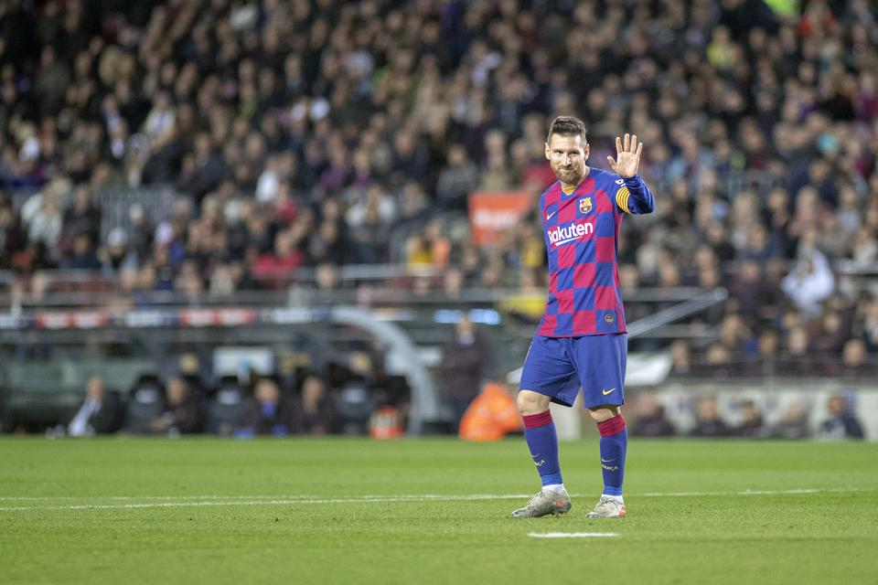 Life After Messi: How Should FC Barcelona Prepare For The Post-Messi Era?
