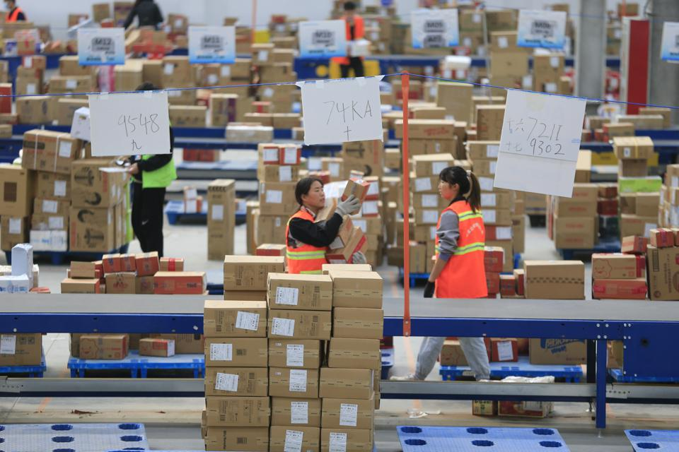 2019 Double 11 Shopping Festival - Express Delivery