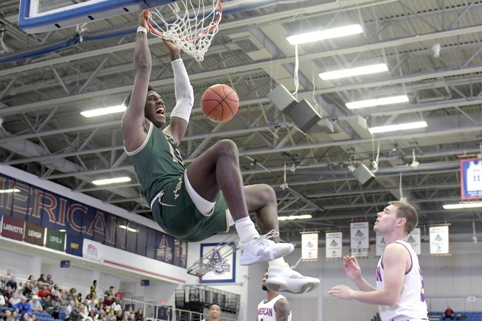 William & Mary's Nathan Knight Is Following His Own Path To Pro Basketball