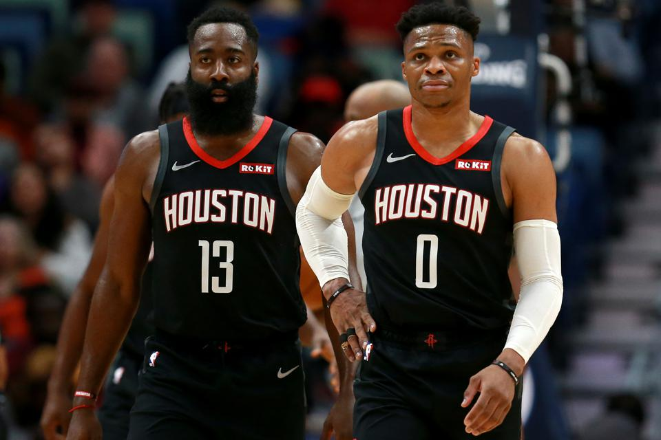 The Houston Rockets Have A Russell Westbrook Problem