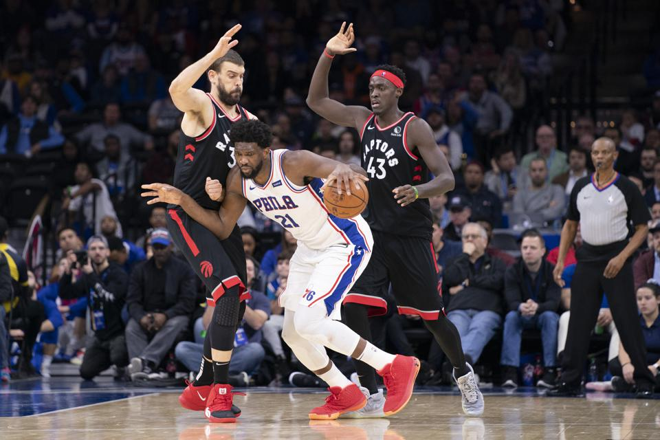 76ers Solve Toronto, But Are Left With 'A Little Bit Of A Sour Taste' Because of Late-Game Failures