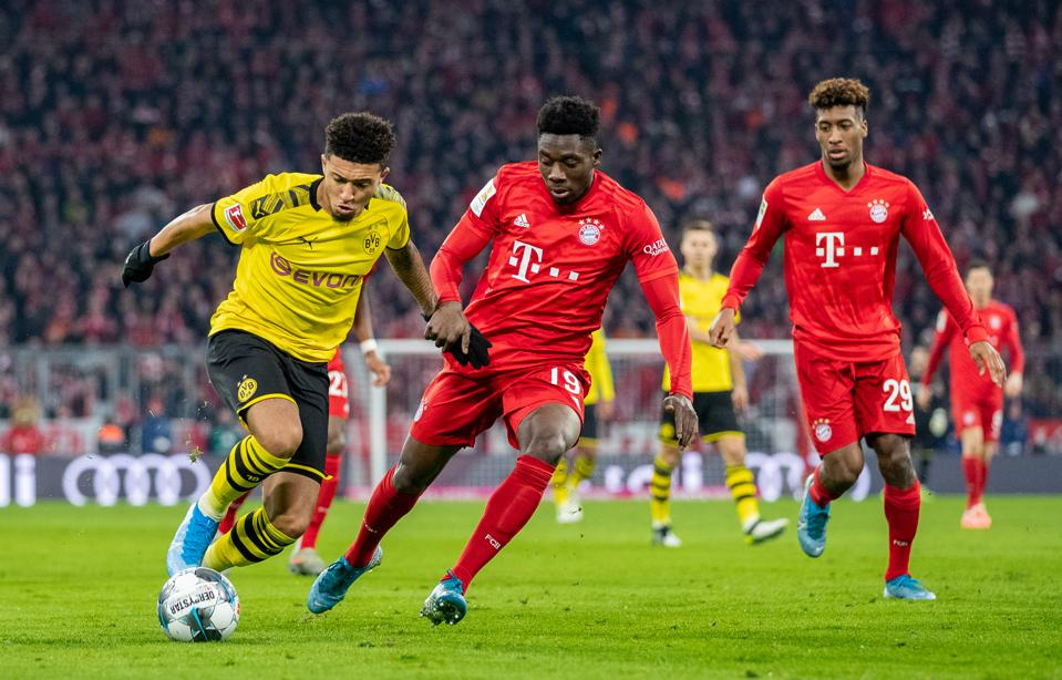 Bundesliga Set To Come Out Of Lockdown As Soccer Looks For Green Light