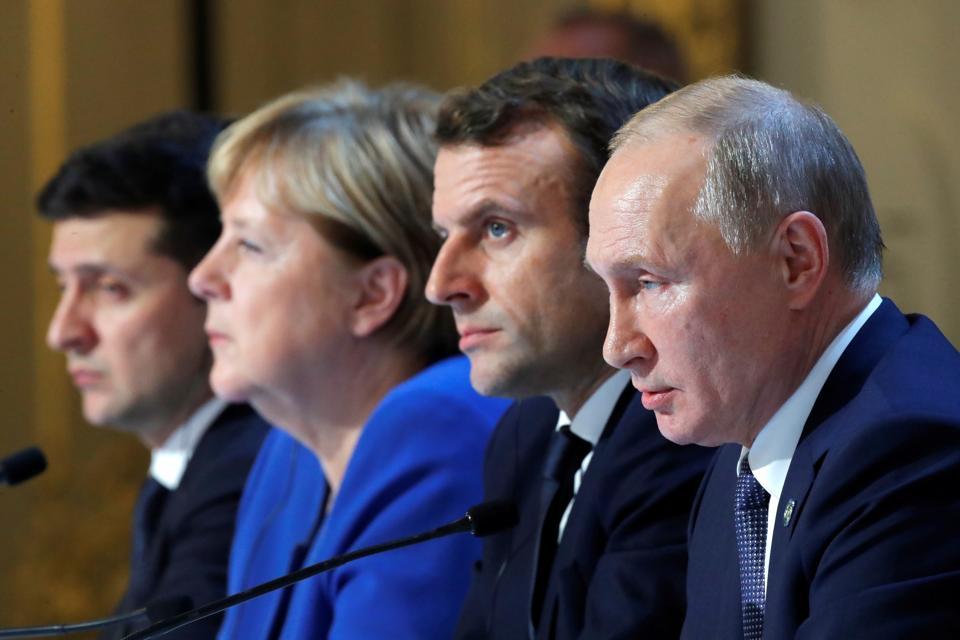 FRANCE-RUSSIA-GERMANY-UKRAINE-POLITICS-CONFLICT-DIPLOMACY