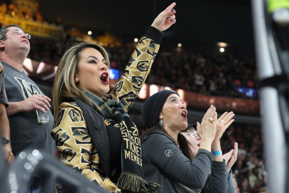 Chicago Blackhawks v Vegas Golden Knights