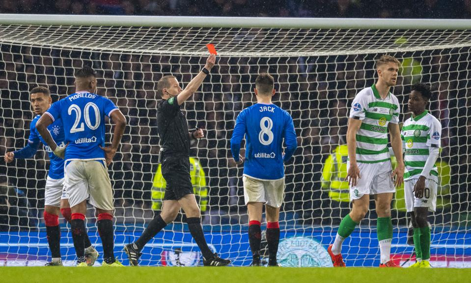 Rangers vs. Celtic - Betfred Cup Final