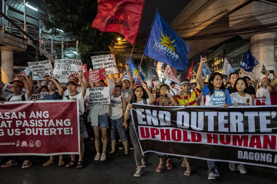 Filipinos Mark International Human Rights Day