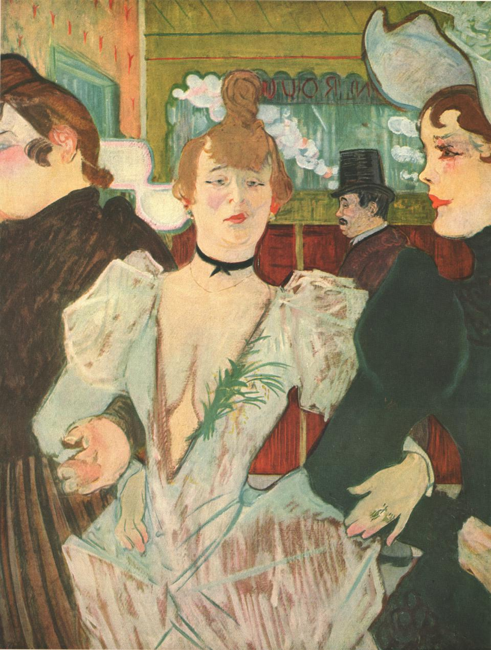 I Knew About Toulouse-Lautrec's Infatuation For Women, Not Dandies