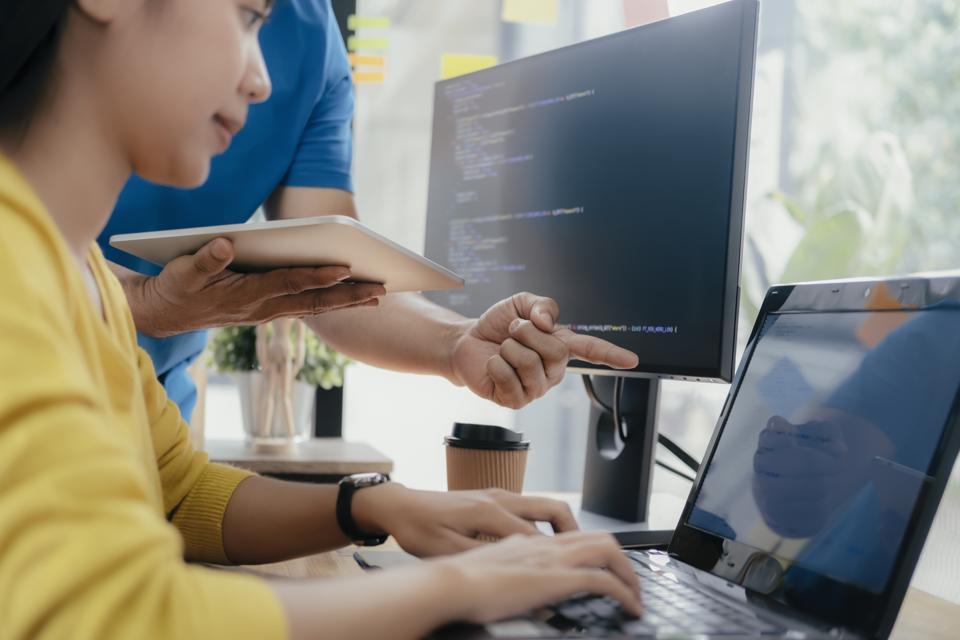UX UI and Programming development technology.