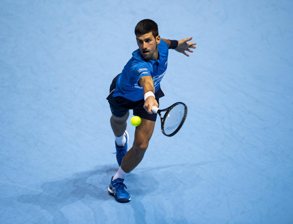 Novak Djokovic Rafael Nadal Should Deal With It And Play U S Open British No 1 Says