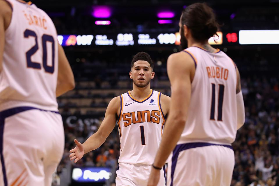 Suns Now Have Better Nba Championship Odds Than Warriors