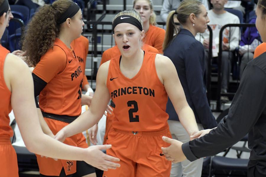 Princeton Women's Basketball Makes Its Top 25 Case