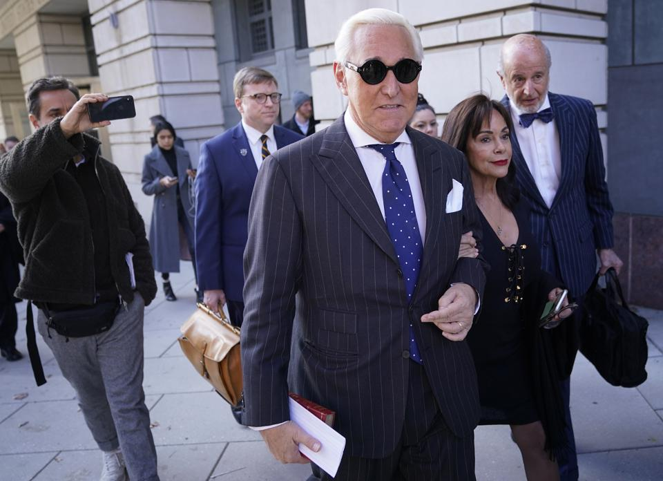 A timeline of the extraordinary turn of events in the Roger Stone case