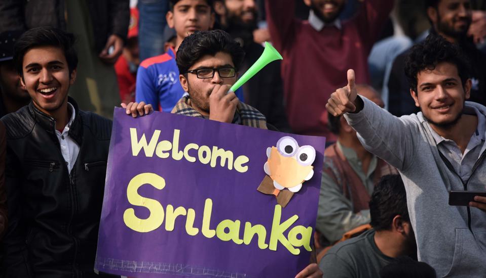 Pakistan vs Sri Lanka - 1st Test cricket match in Rawalpindi