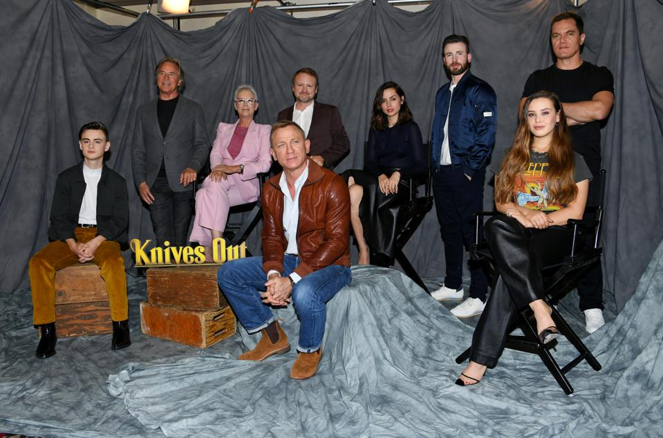 Photocall For Lionsgate's ″Knives Out″