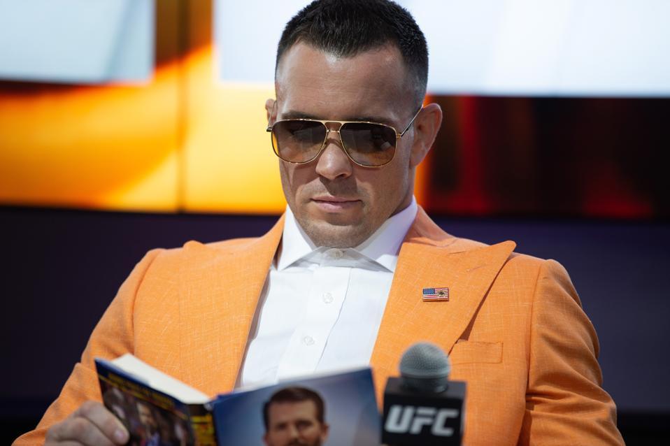 UFC 245: Athlete Panel