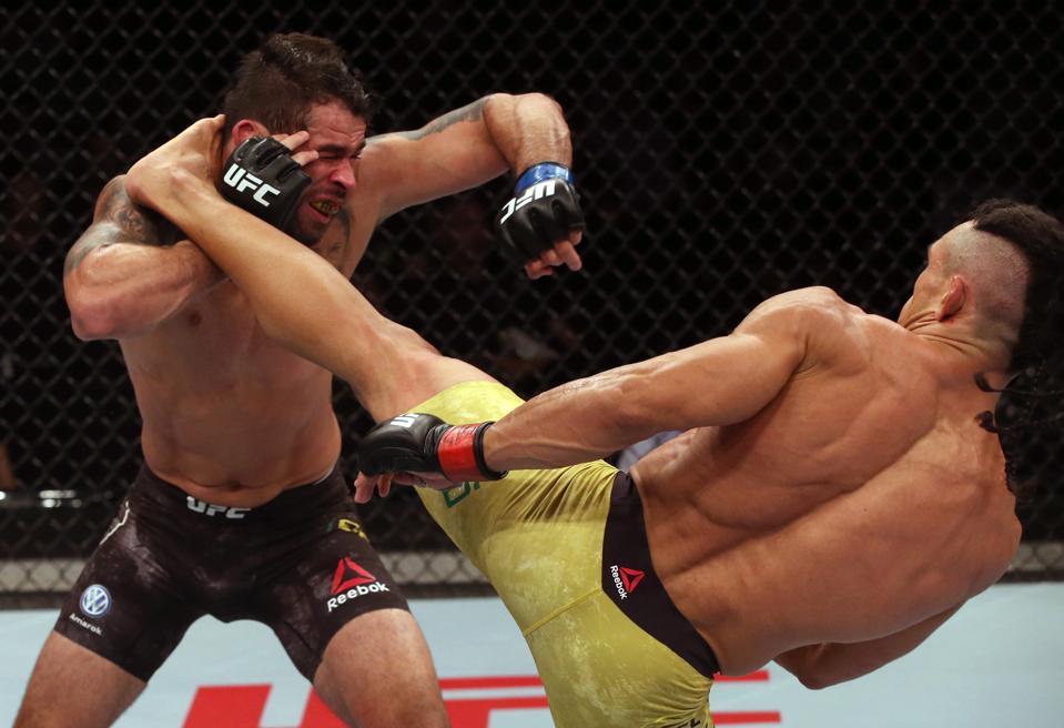 Noite da luta no UFC: Lipski x Pádua