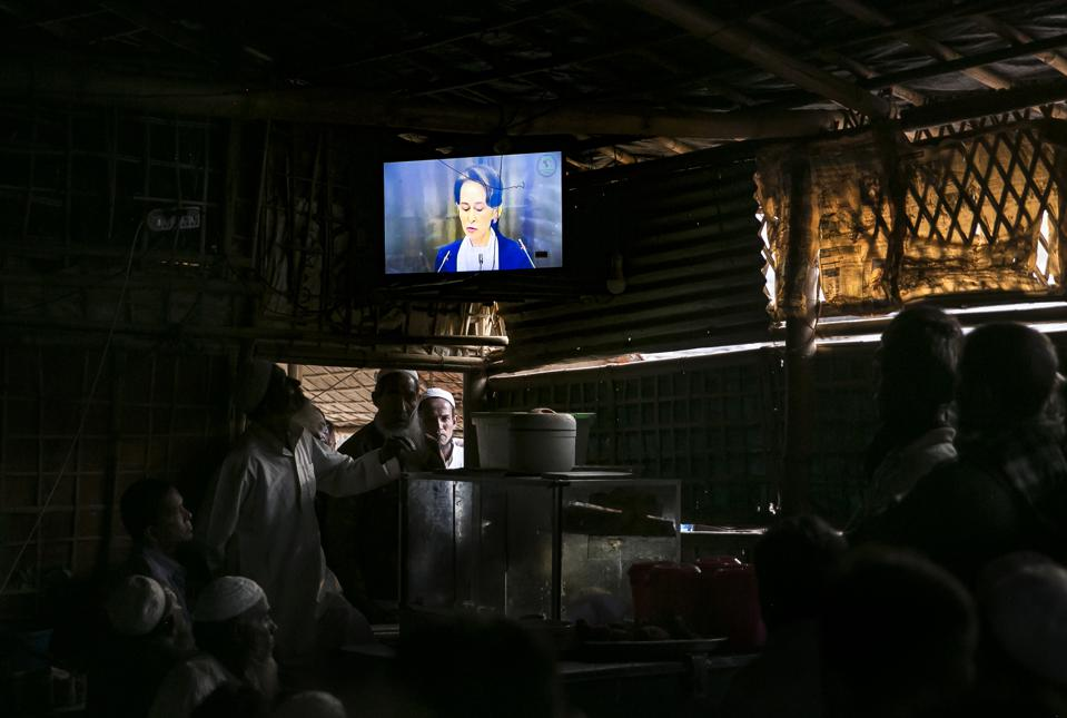 Inside Rohingya Refugee Camps As Myanmar Faces Charges Of Genocide