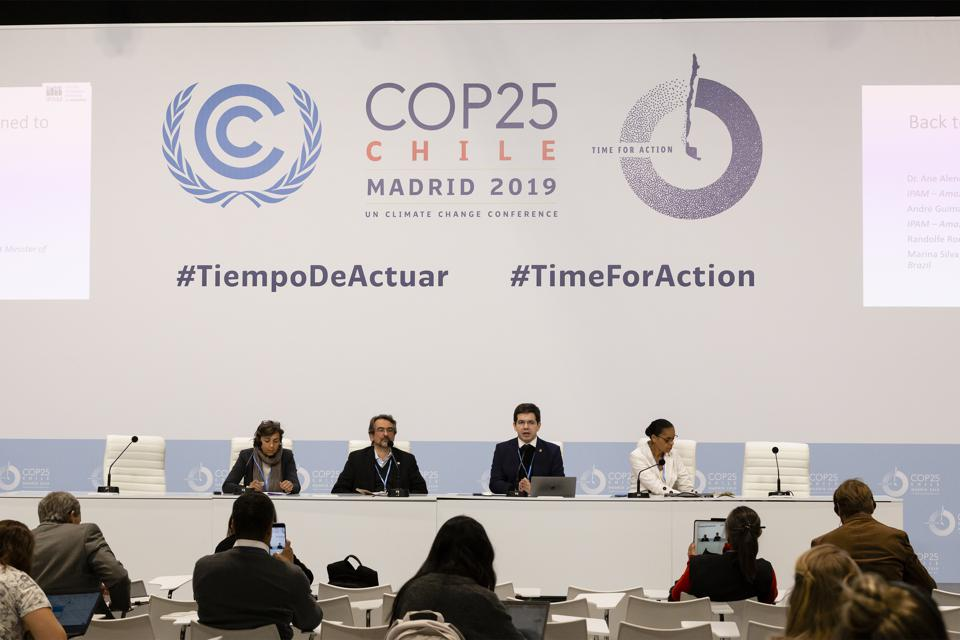 Eleventh Day Of Climate Summit COP25 In Madrid