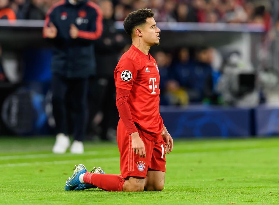 Bayern Munich Biding Time On Struggling Philippe Coutinho