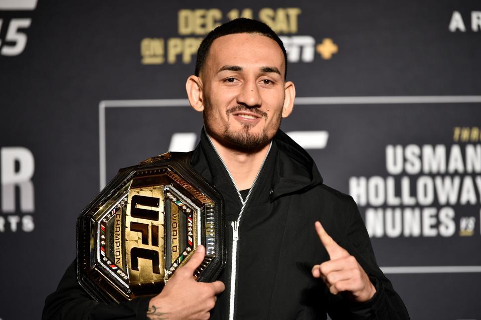 UFC 245: Ultimate Media Day