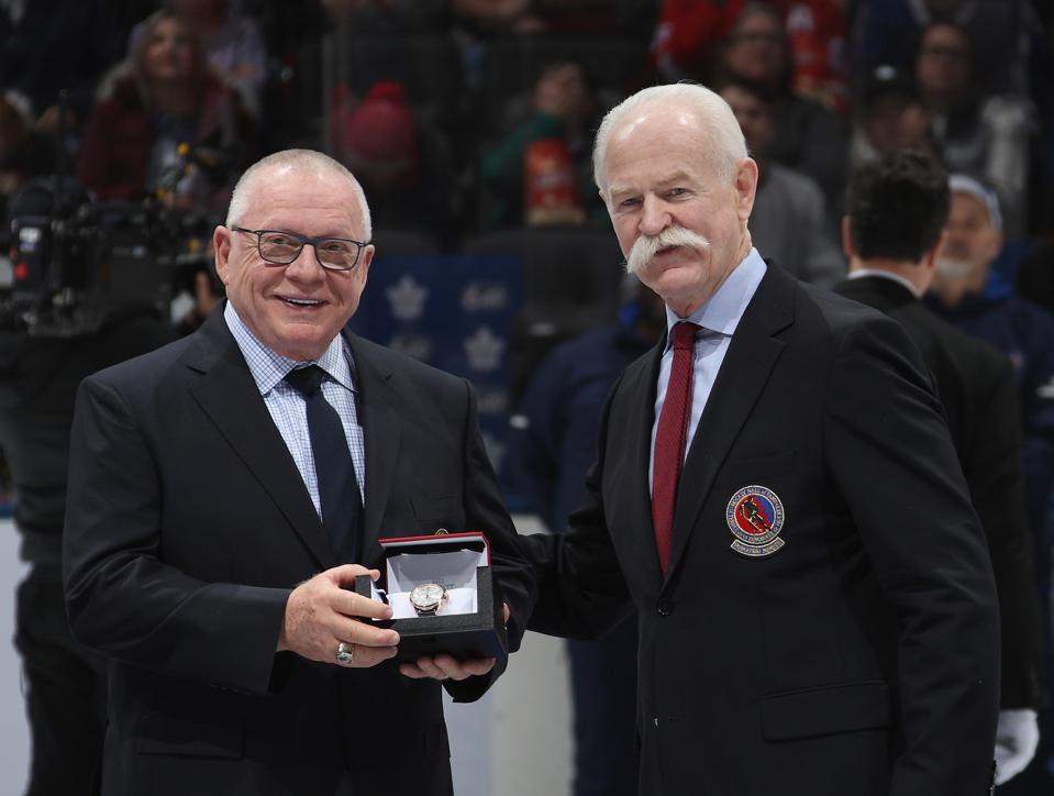 2019 Hockey Hall Of Fame Induction - Legends Classic