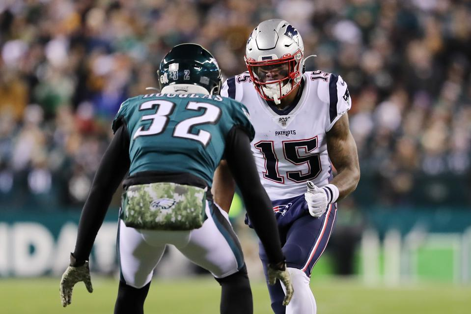 N'Keal Harry Shows He Can Offer A Little Of Everything With Patriots