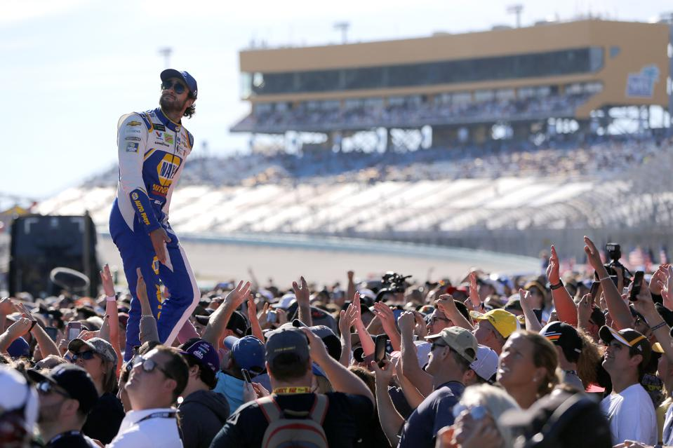 Why NASCAR Still Hands Out A Most Popular Driver Award