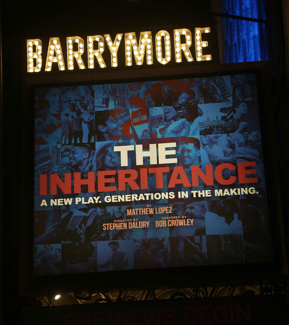 ″The Inheritance″ at the Ethel Barrymore Theatre