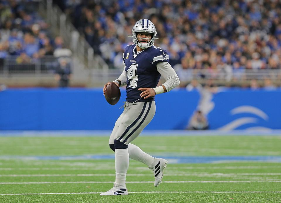NFL Contracts: How Dak Prescott Has Played Himself Into Record-Breaking Deal