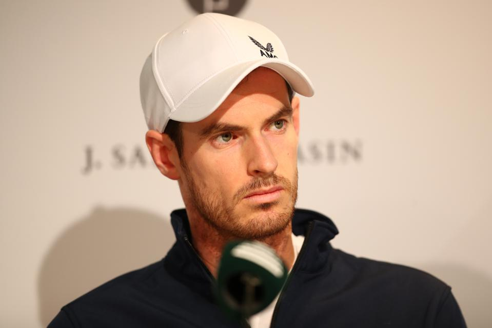 Andy Murray Out Of Australian Open Because Of Pelvic Injury