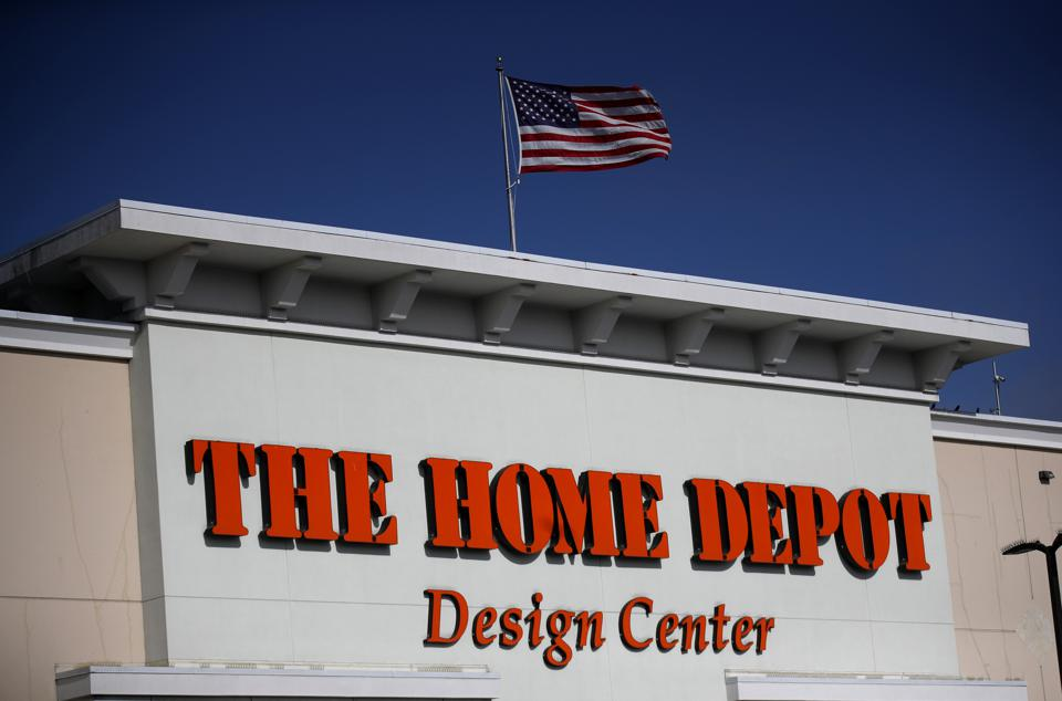 Home Depot Shares Drop After Sales Fell Short Of Expectations
