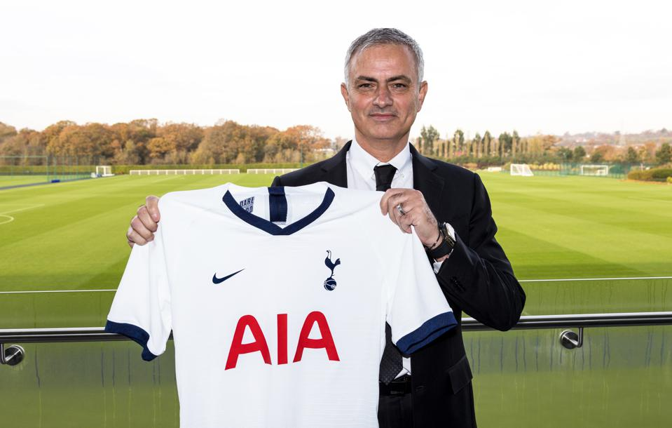Tottenham Hired José Mourinho To Win Silverware