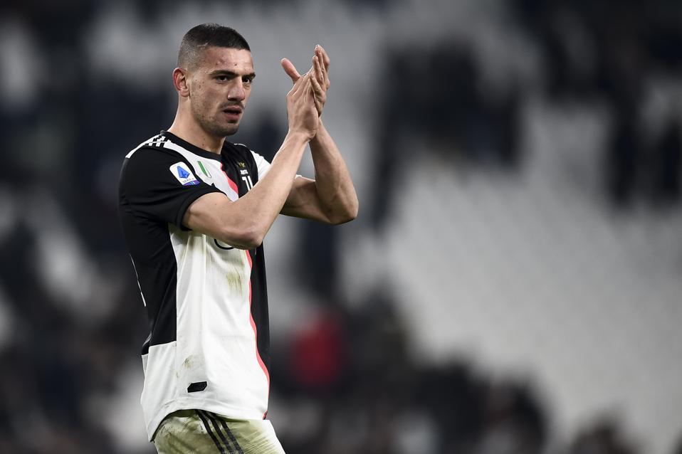 Merih Demiral: Juventus Defender A Target For Premier League Clubs
