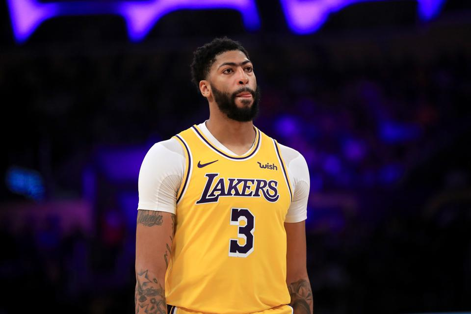 New Orleans Pelicans Awaits The Return Of Anthony Davis, Los Angeles Lakers