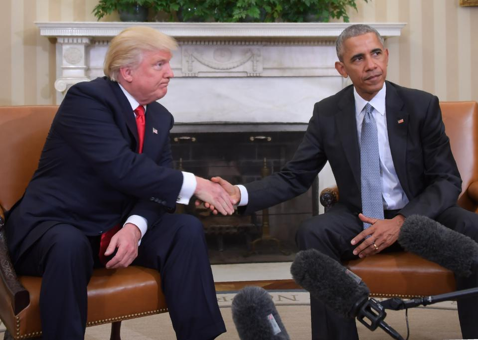 Voters Believe Obama Would Be Better Than Trump At Handling Coronavirus Outbreak, New Poll Finds