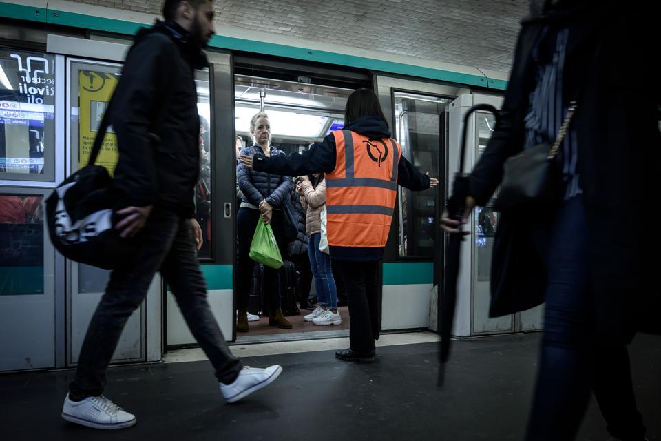 FRANCE-TRANSPORT-STRIKE