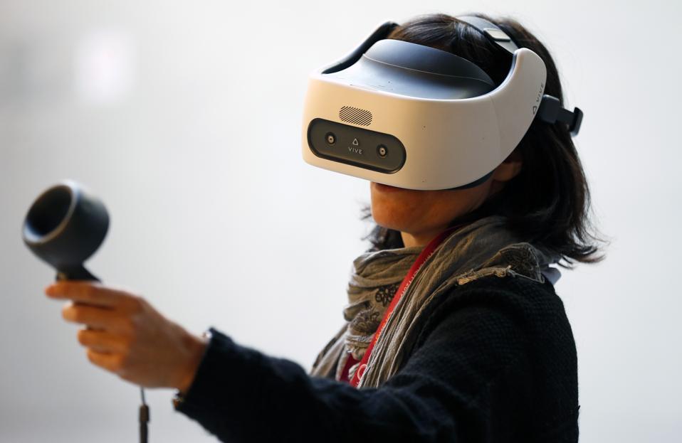 Virtuality Paris 2019 At The 104