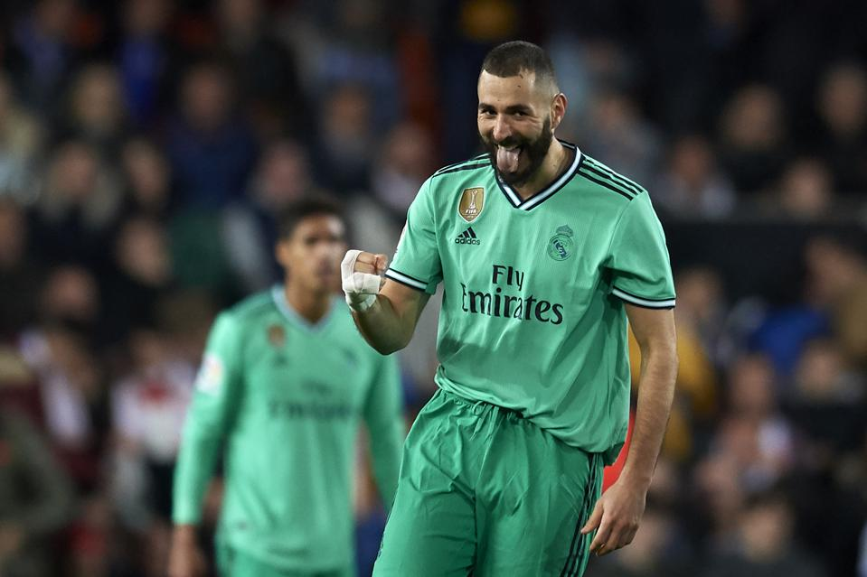 Karim Benzema Continues To Excel In Ronaldo's Absence At Real Madrid