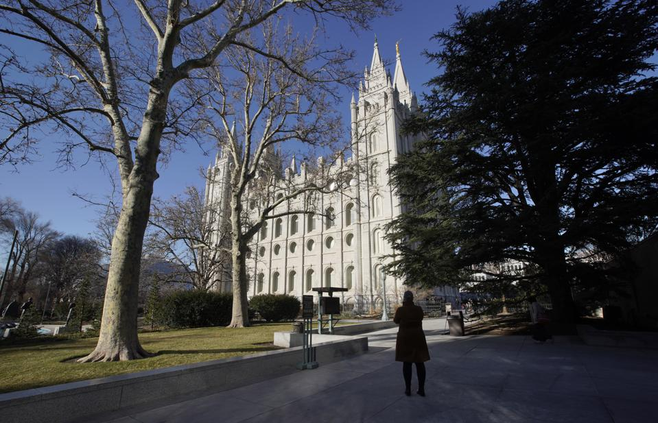 Whistleblower Alleges Mormon Church Misled Members On $100 Billion Investment Fund
