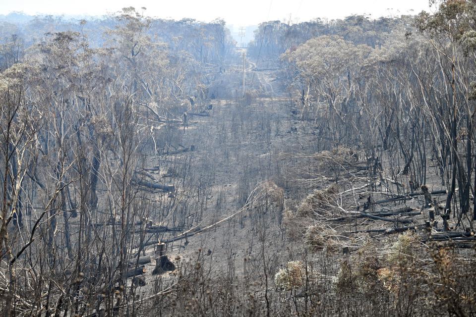 AUSTRALIA-FIRE-CLIMATE-HEALTH-POLLUTION