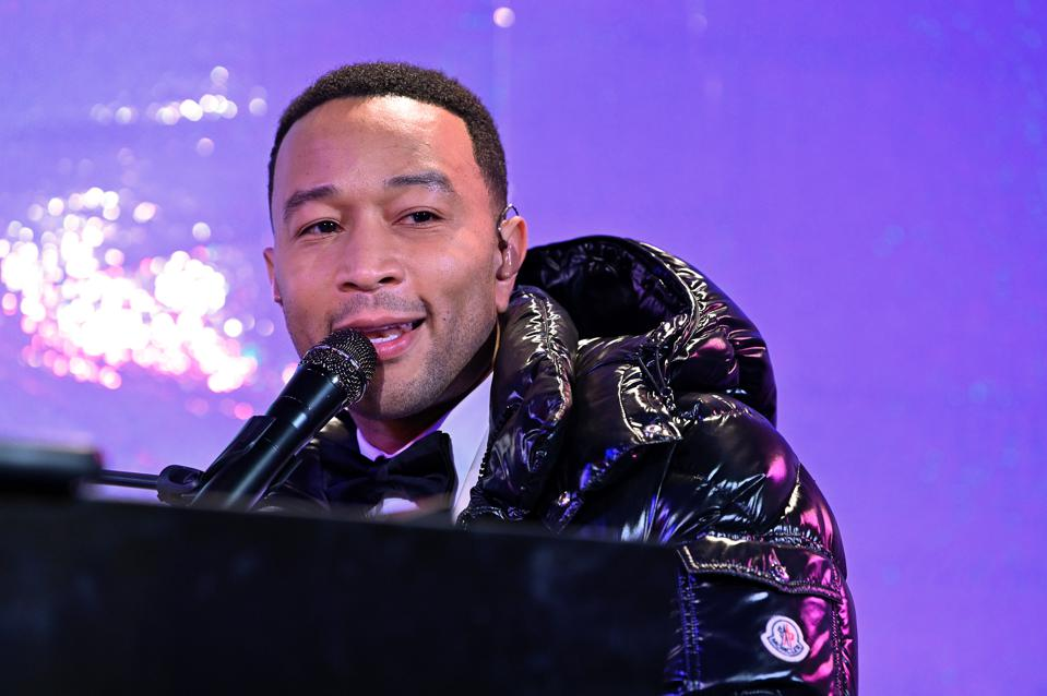 A Less Problematic 'Baby It's Cold Outside' Courtesy Of John Legend