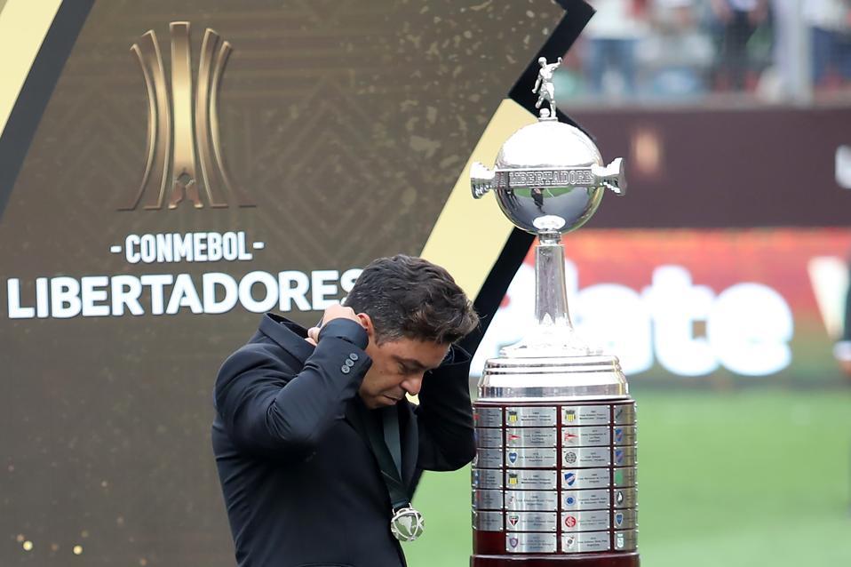 'Never An Option': Has Gallardo's Stock At FC Barcelona Fallen Since Libertadores Defeat?