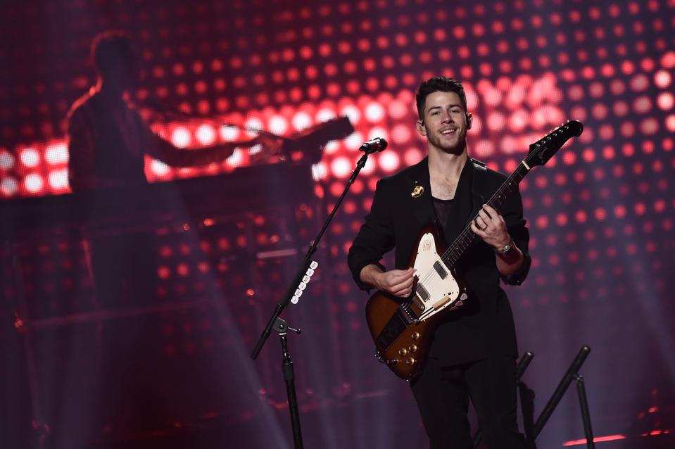 Jonas Brothers In Concert - Brooklyn, NY