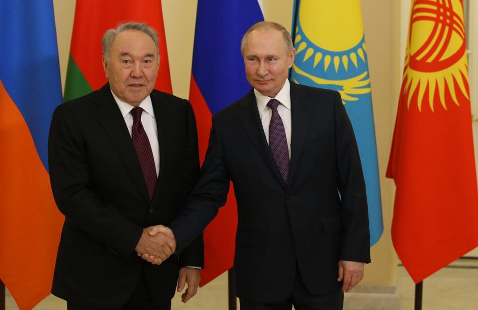 CIS and EEU Summits in Saint Petersburg