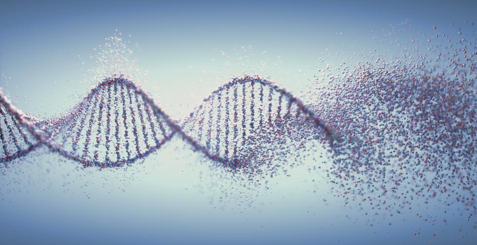 It's estimated that 80% of rare diseases are genetic.