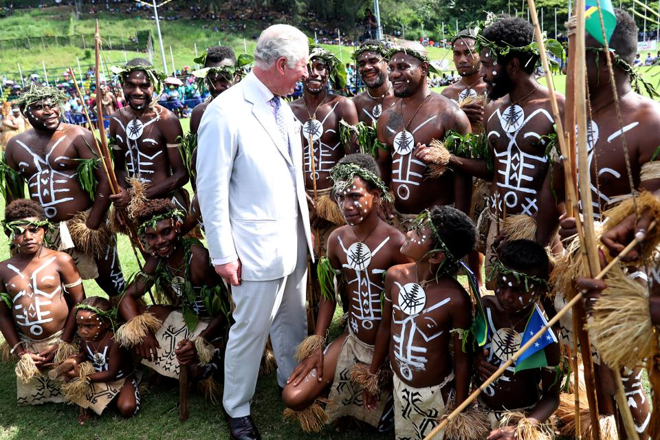 The Prince of Wales Visits Solomon Islands - Day 3