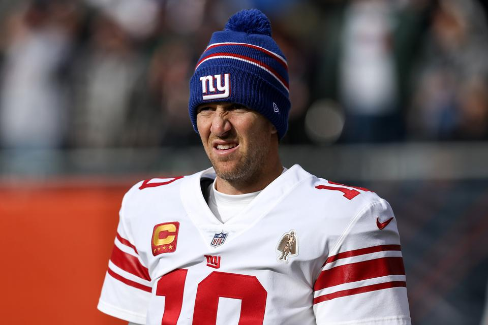 Eli Manning Will Get His Giant Send-off Afterall