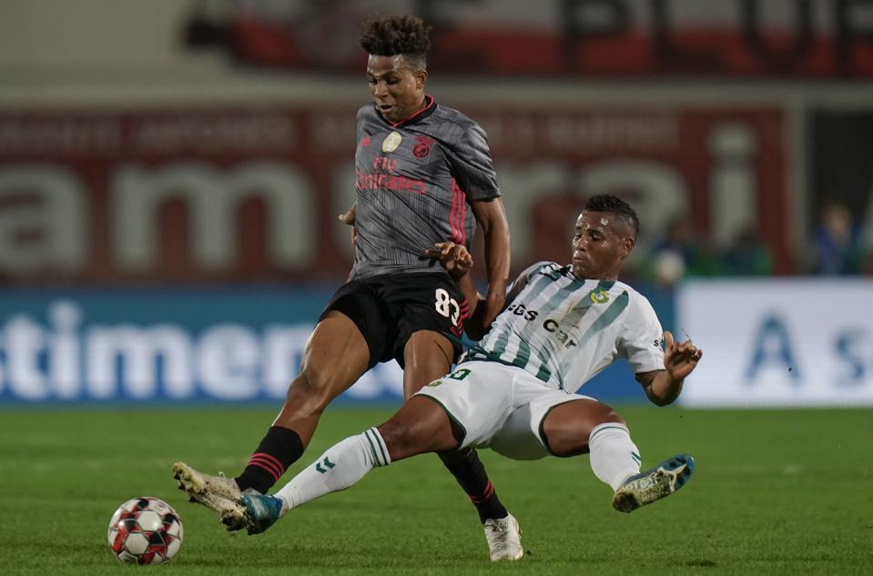 Vitoria FC v SL Benfica - Allianz Cup
